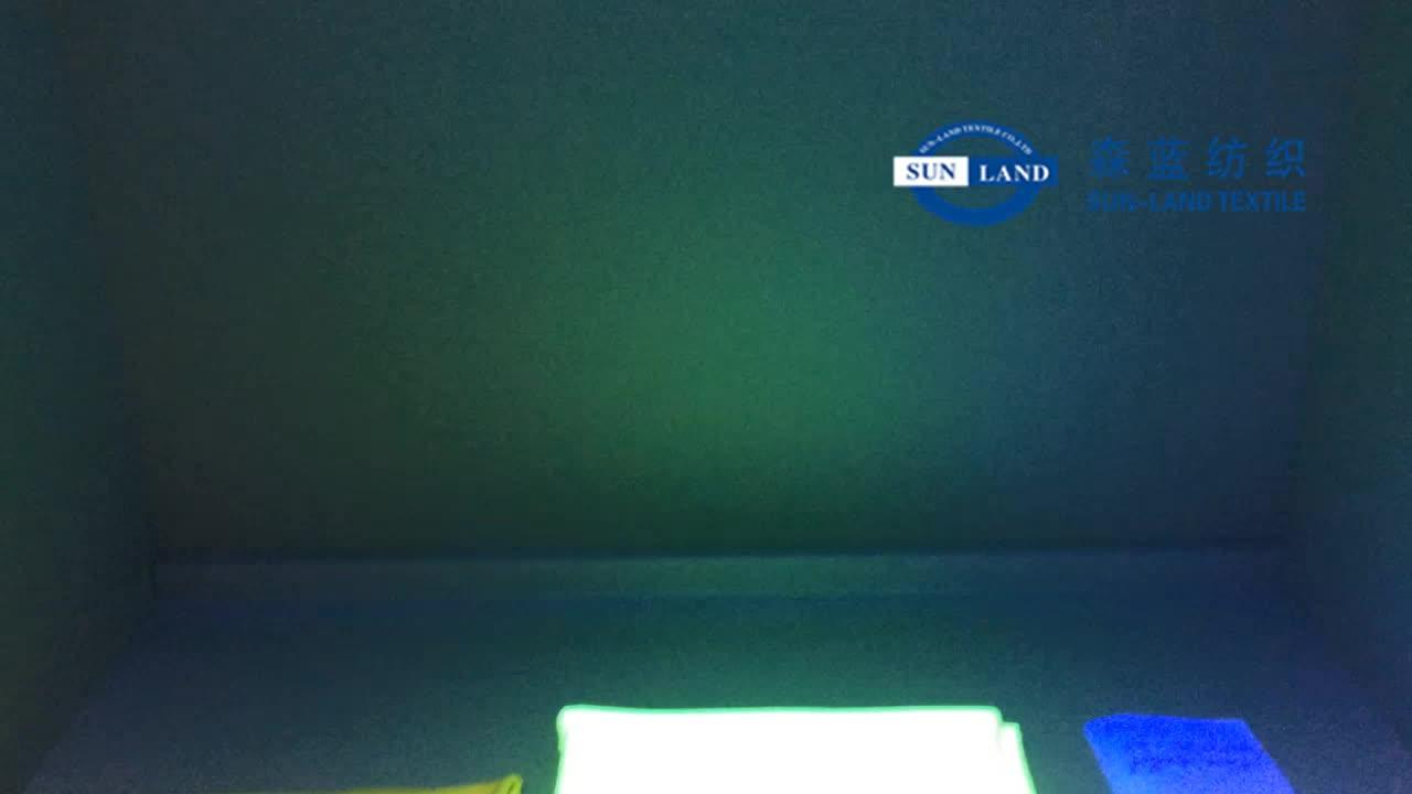 SGS es ISO 20471 de alta visibilidad guardia ropa de protección uv de malla birdeye tela