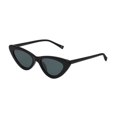 美国zippo 猫眼复古小框三角形墨镜网红女士偏光防紫外线太阳眼镜