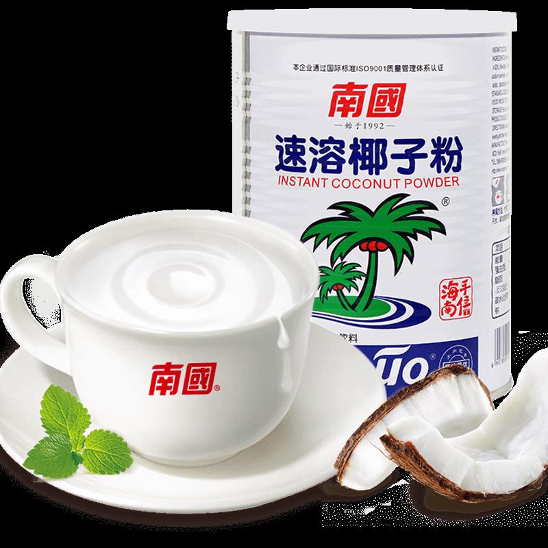 【海南特产】南国食品速溶椰子粉450g