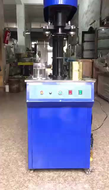 Automatic Can Closing Machine/Side Seaming /Composite Can Seamer for sale