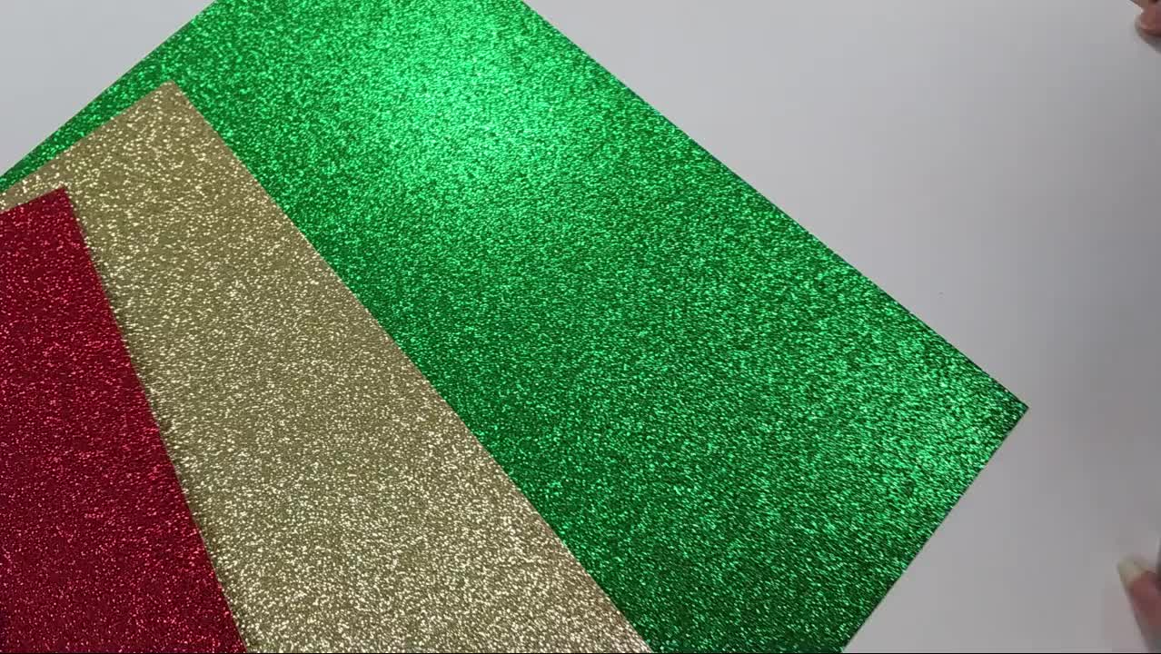 glitter paper card for Laser Cut Party Birthday Wedding Invitations Card