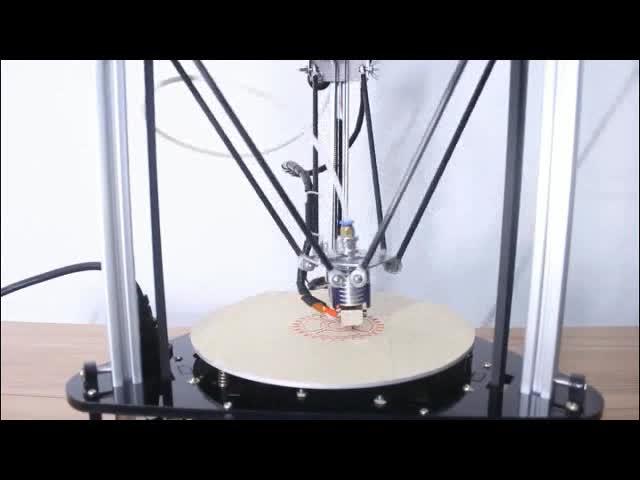 Multifunctional ABS PLA Metal Prusa FDM large Size Metal 3d Drucker i3 Delta 3d printer For Sale