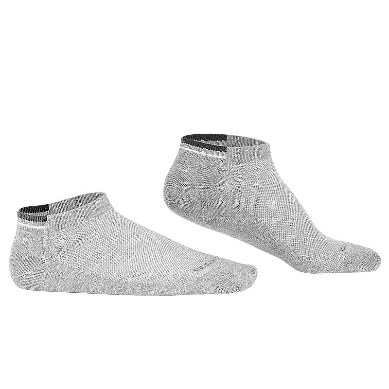 芊朵恋防臭袜子男抗菌浅口隐形船袜薄款夏天吸汗棉袜男士夏季短袜