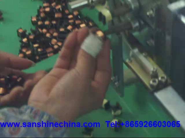 Transformer automatic taping machine automatic coil taping machine automatic core taping machine(SS-TP01)