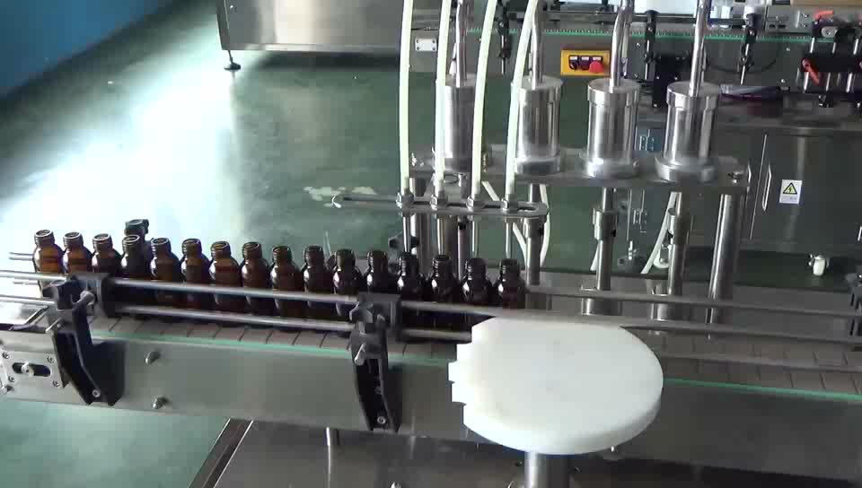 Automatic Water bottle production filling line