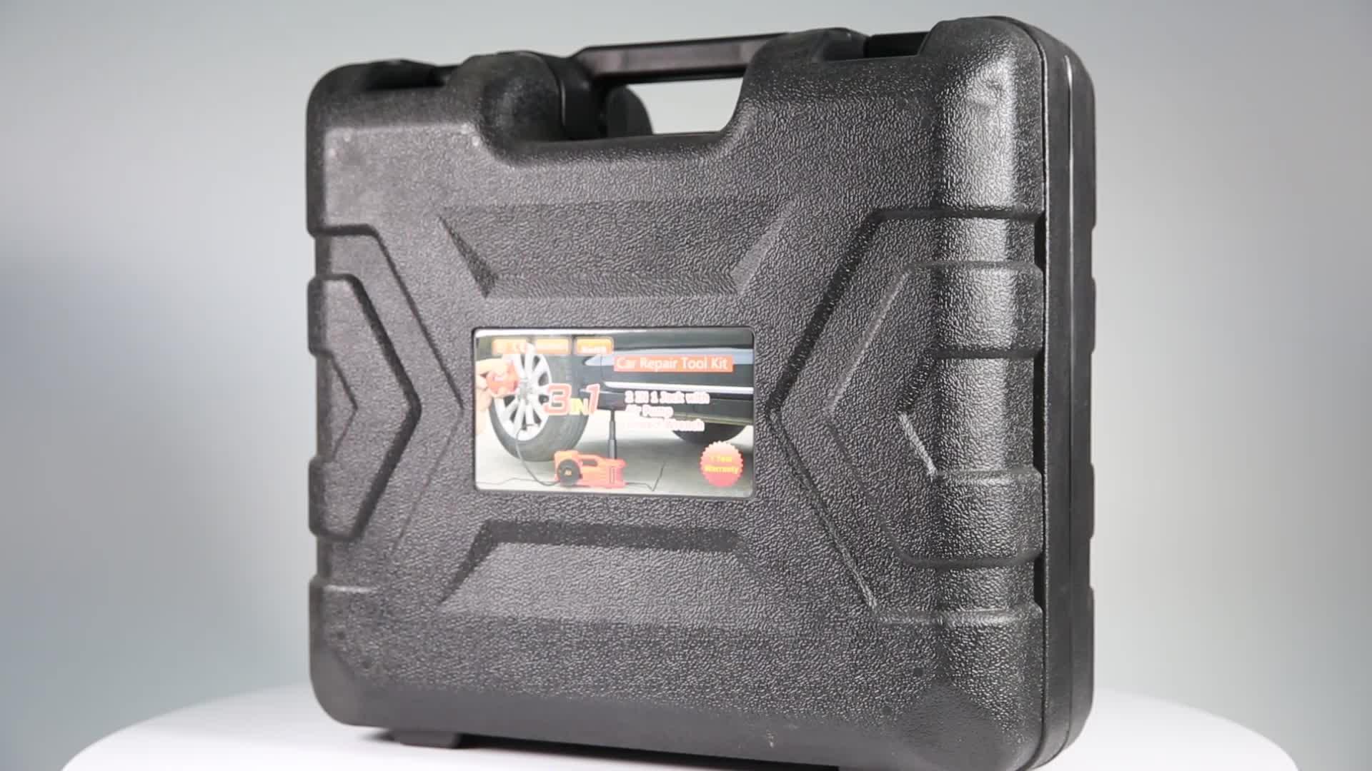 Multi-functionele elektrische jack hamer hydraulische jack set met druk