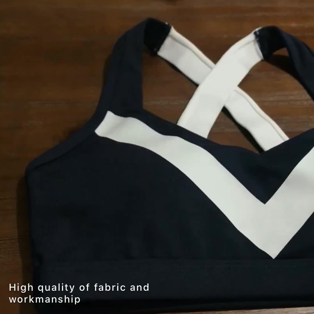 Clearance sale sportswear women fitness clothing low price sports bra