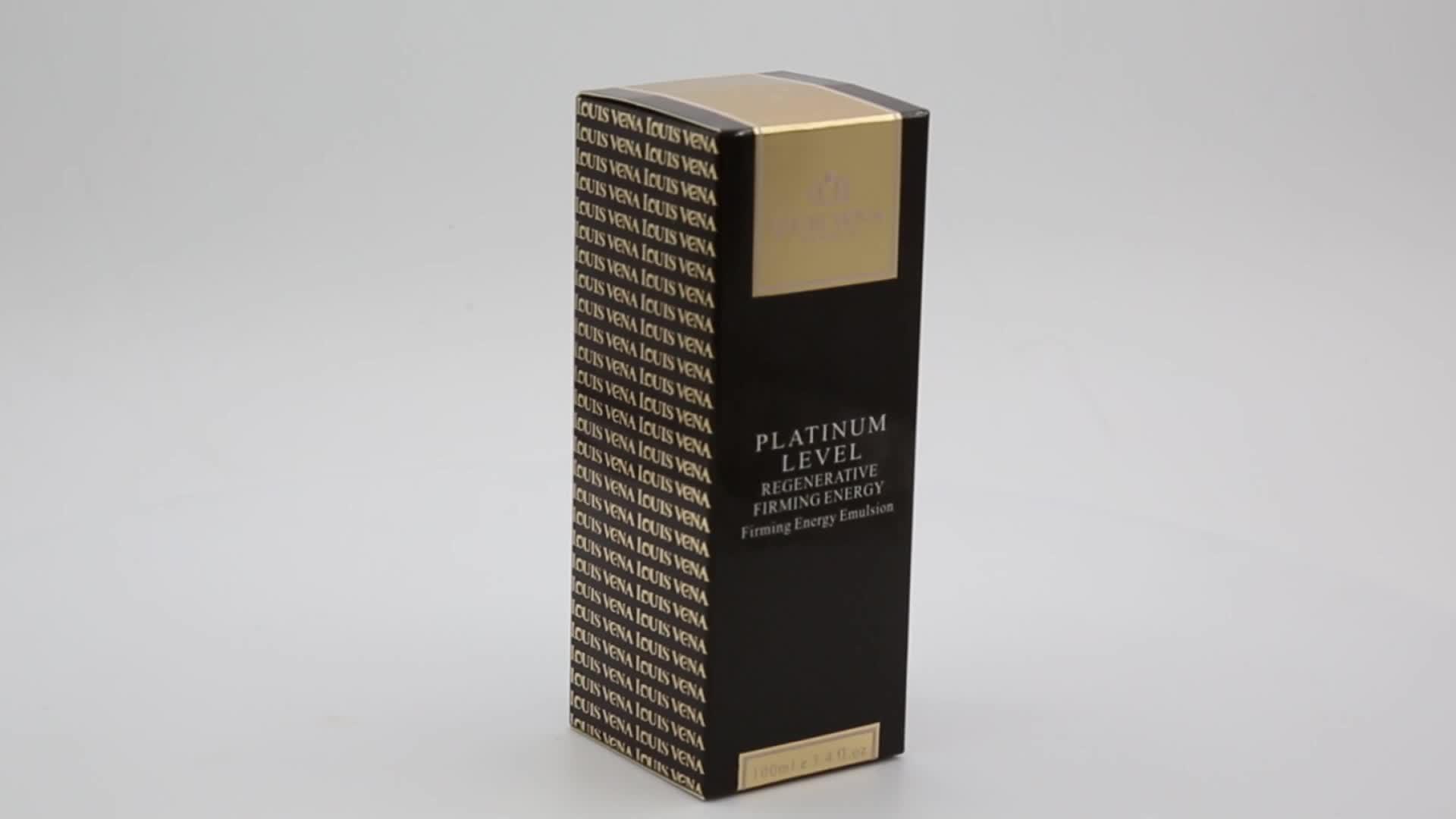 Vendita calda Casella Personalizzata Packaging Design Bottiglia di Profumo Box
