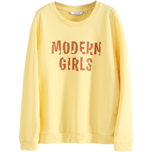 真维斯女装绒衫2020春秋新款卫衣