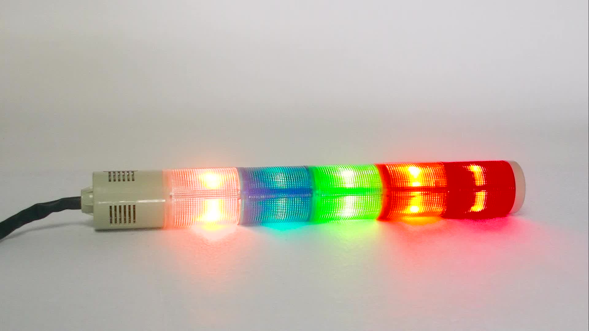 LTA-052J Flashing machine light indicator warning light LED signal tower light with sound