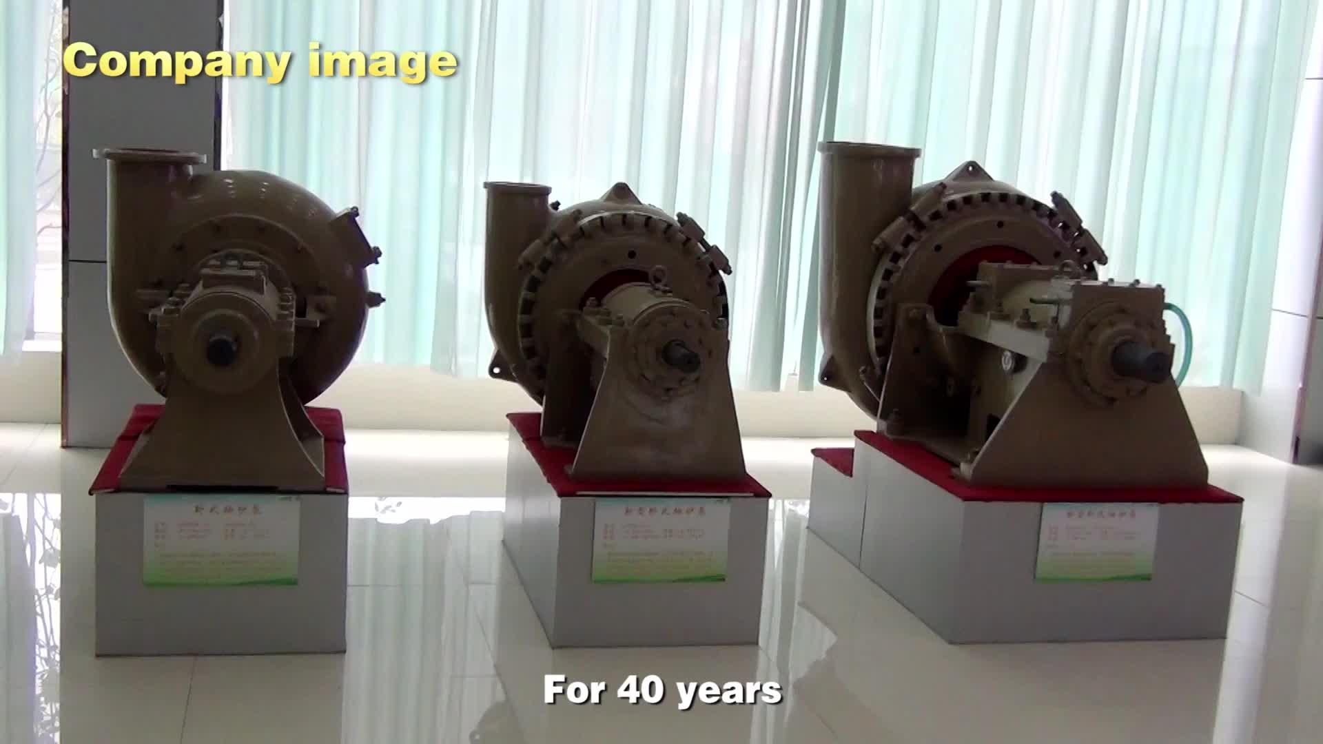 300ZJ factory price zinc mining double casing slurry pump