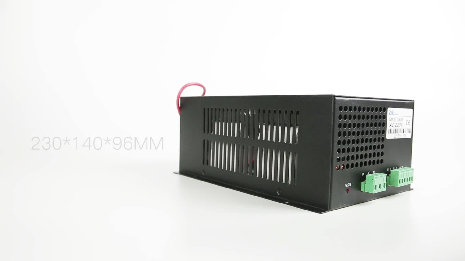 Hair Extensions & Wigs The Equipment Part Of 60w T60 Carbon Dioxide Laser Power Supply For Laser Cutting Machine