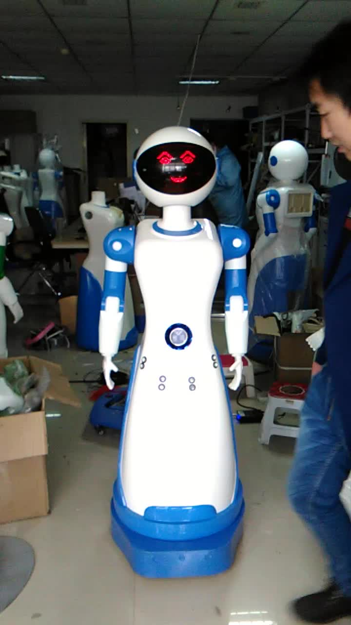 1st generation Made in china ABS Humanoid Roborts with low price