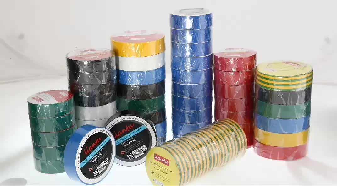 cable joint pvc electronic insulation tape safety tape