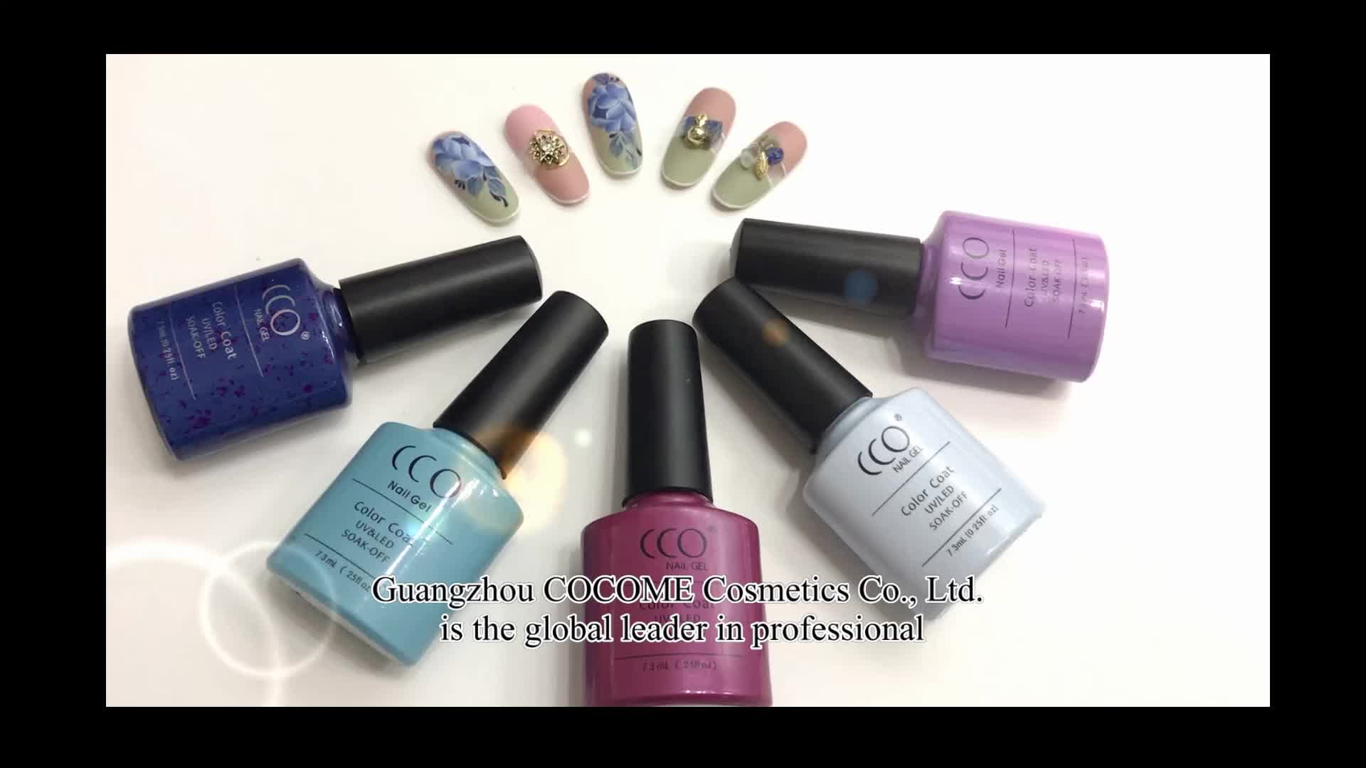 Cco High Quality Natural Material Best Sale Soak Off Nail Art - Buy ...
