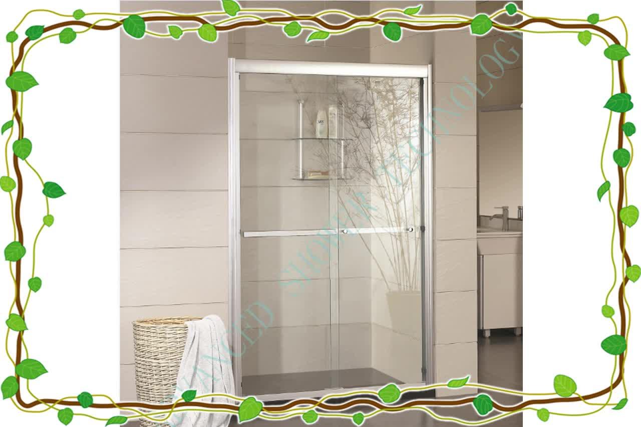 Bathroom Sliding Guardian Glass Shower Door Parts - Buy ...