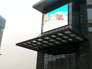 P15.625mm DIP346 WIFI wireless outdoor advertising display with best price