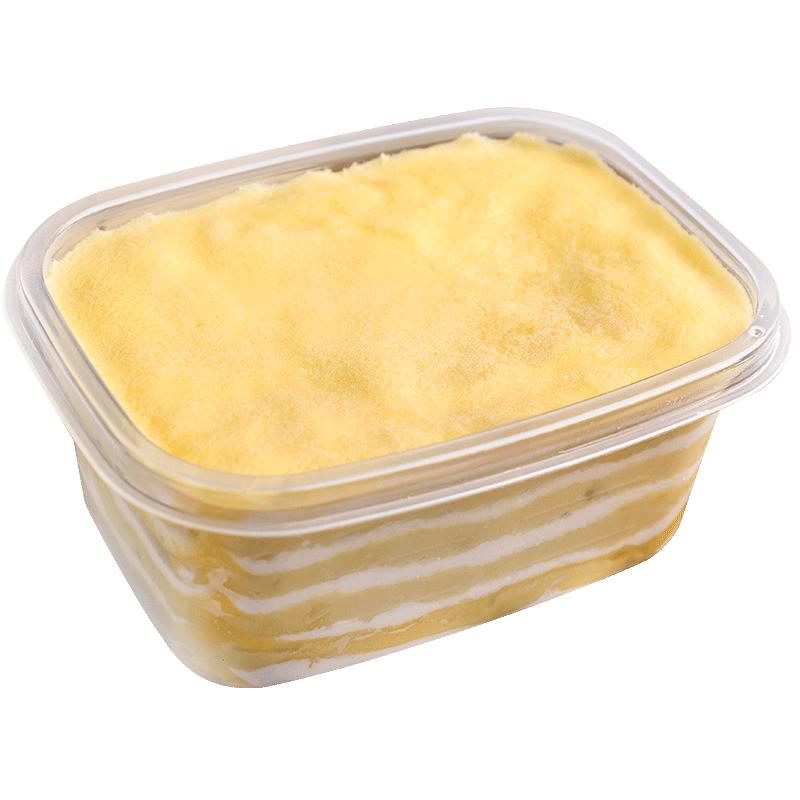 时刻陪你全国顺丰配送榴莲千层盒子蛋糕 水果网红便当甜品礼物