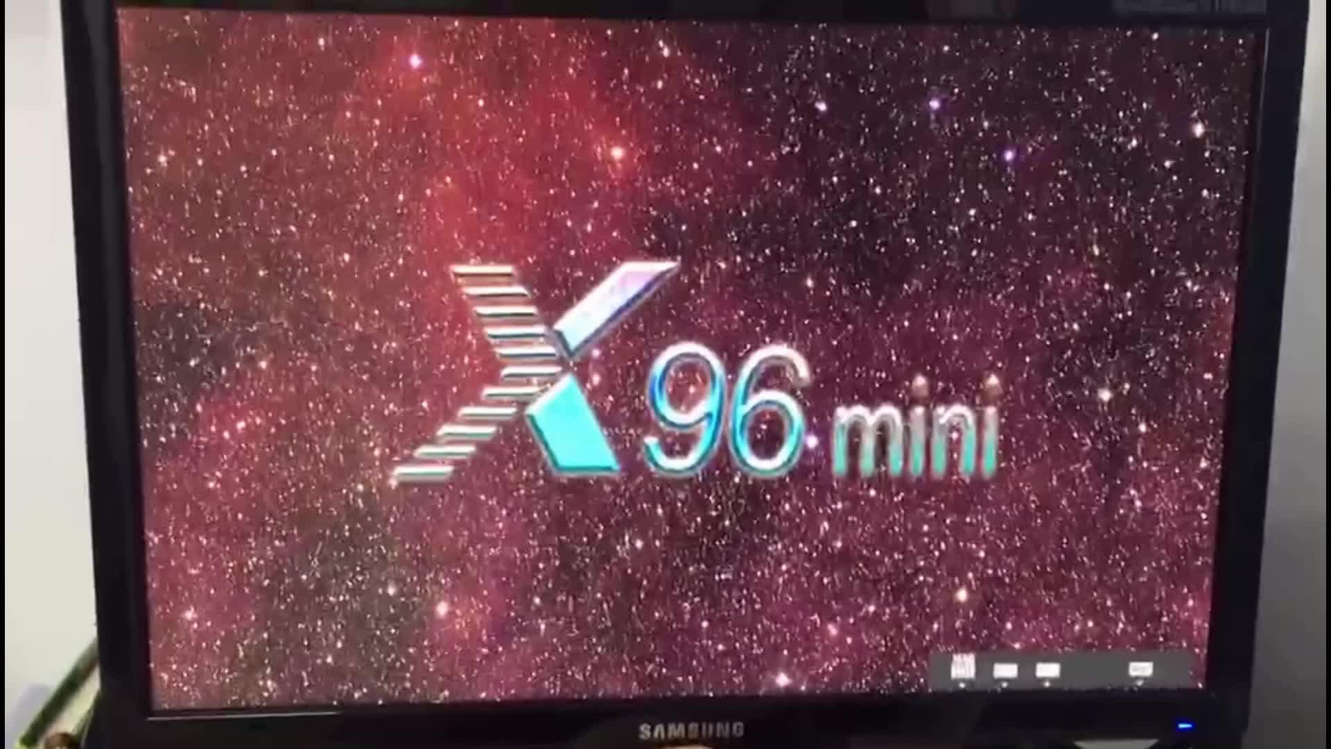 2019 Nieuwste en Goedkoopste Android 7.1 TV BOX x96 Mini Amlogic S905W Quad Core 1G RAM 8G ROM smart TV BOX