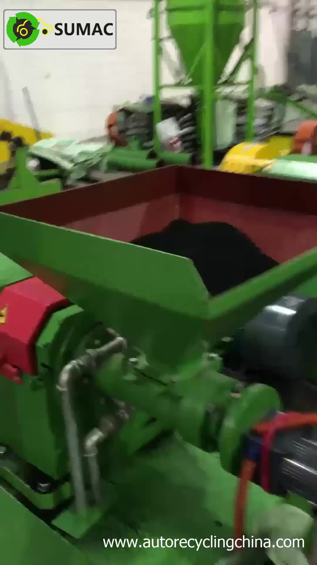 Used Rubber Grinder Machine Rubber Grinding Machine For