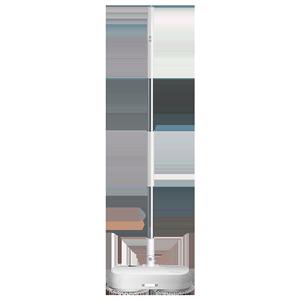 美的无线电动拖把家用自动清洁擦地机手持拖地扫神器一体机非蒸汽