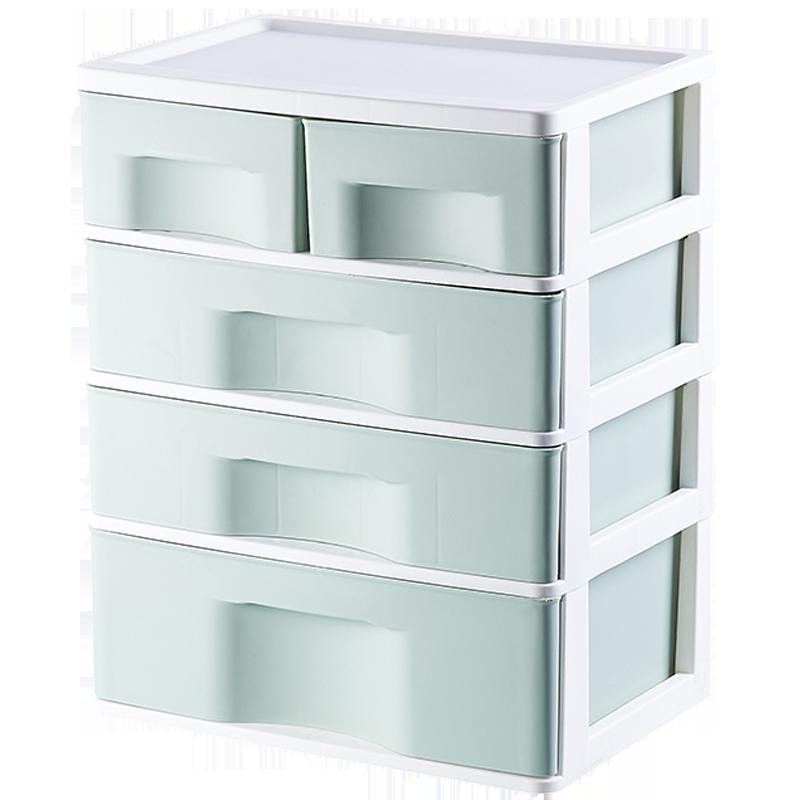 内衣收纳盒柜子衣柜家用有盖文胸袜子内裤储物箱抽屉式塑料整理盒