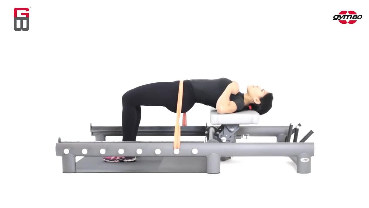 Venda quente !!! equipamentos de Ginástica glute construtor hip massageador máquina de Equipamentos de Fitness