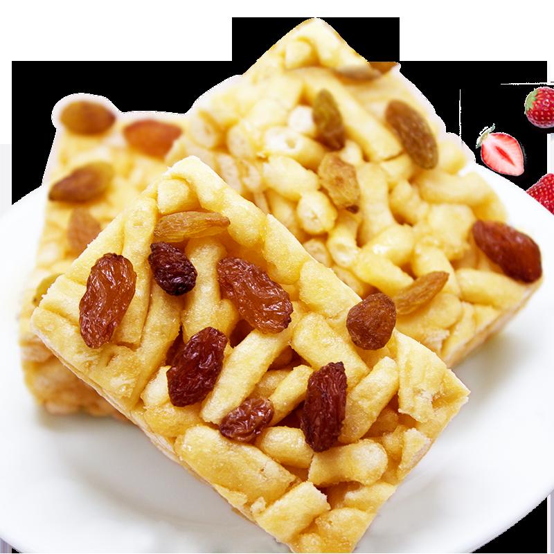 烈儿推荐凯利来沙琪玛1000g小吃零食糕点早餐整箱下午休闲零食品
