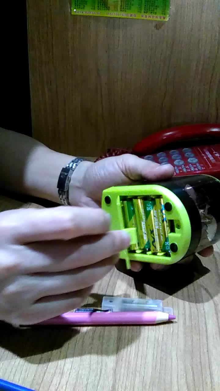 Back to school supplies Electric Pencil Sharpener