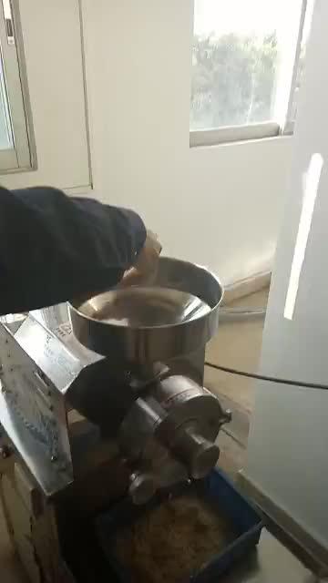 fine powder grinding machine for herbs / cassava / nuts