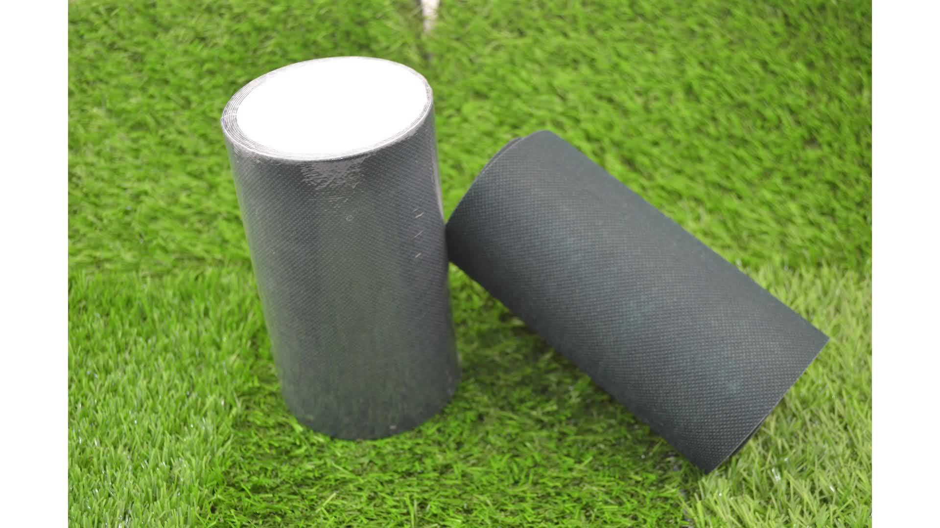 Eenvoudige bediening lijm verbeterde waterdicht speeltuin kunstgras naden tape