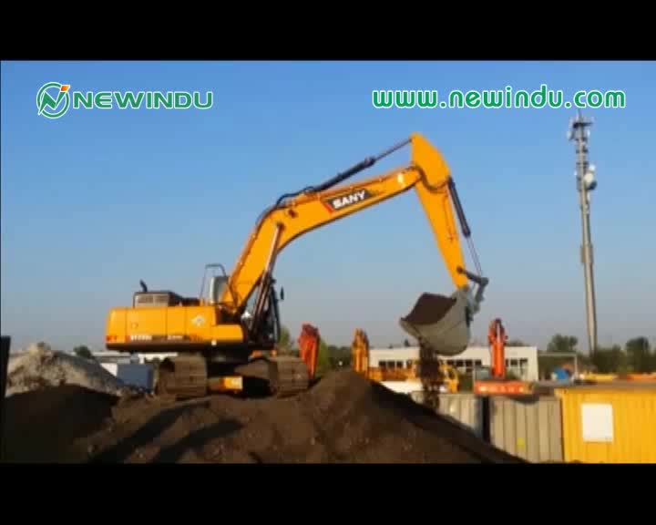 SANY New cheap SY55C mini excavator price for sale