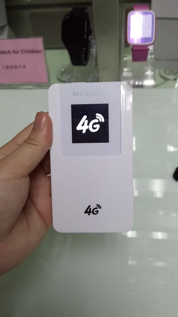 panas 4 g wimax cpe router dengan antena 4 g LTE wifi ponsel router