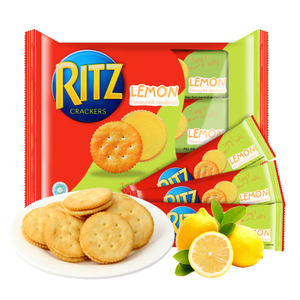 印尼进口卡夫乐之ritz芝士夹心饼干