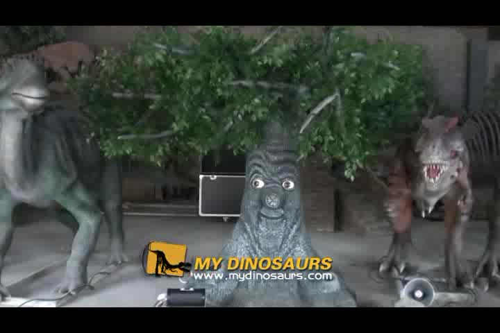 MY DINO-APS018 Animatronic Style Beautiful Trees for Sale