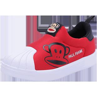 大嘴猴旗舰店官方儿童男童鞋子童鞋