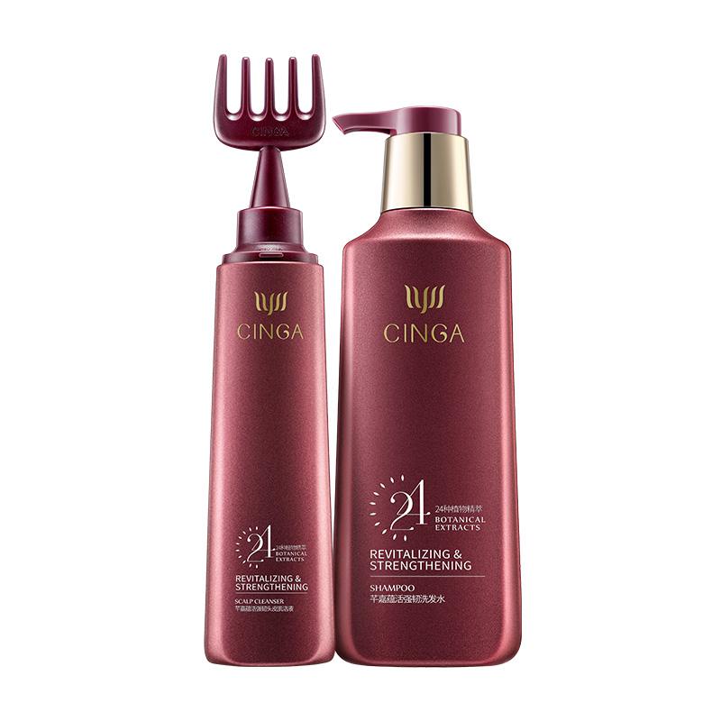 cinga芊嘉头皮毛囊深层清洁洗发水质量如何