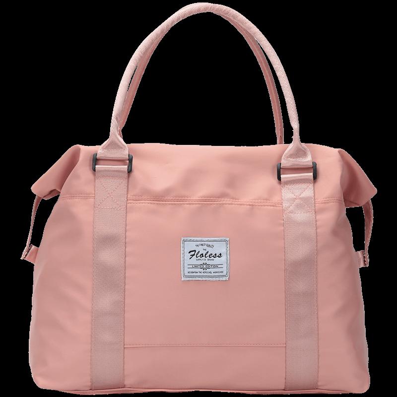 待产包收纳袋子旅行包女入院孕妇手提短途超大容量出差便携行李包