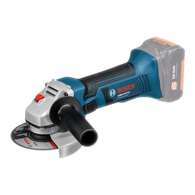 博世打磨机无线锂电充电角磨机GWS18V切割机手磨机磨光机博士电动