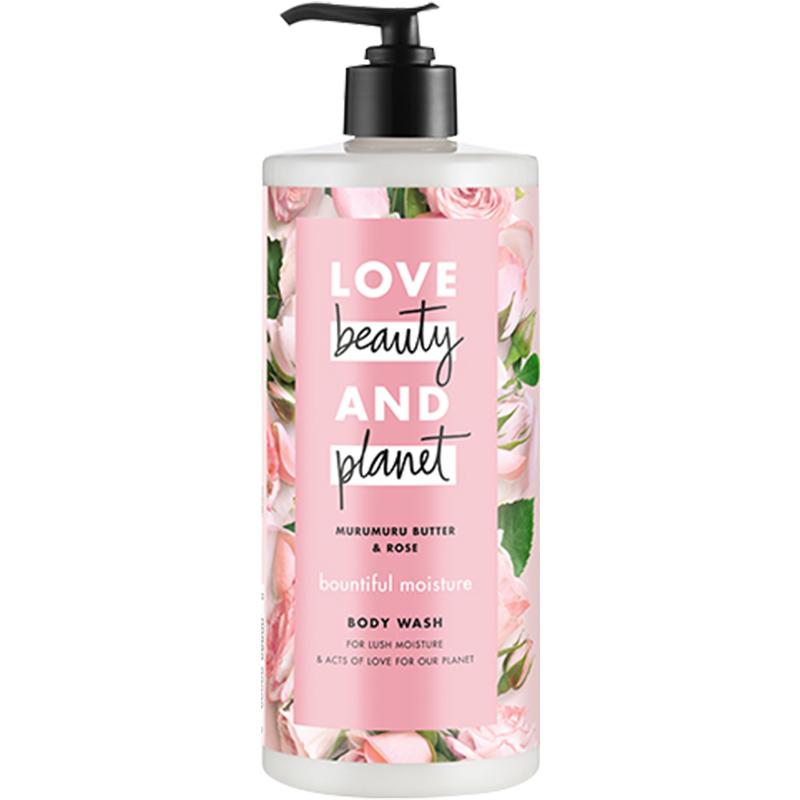 花漾星球玫瑰沐浴露好用吗?