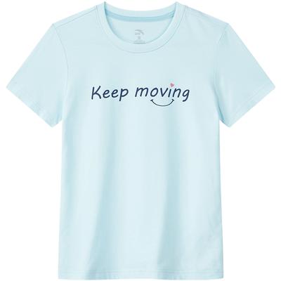 安踏運動短袖2020春夏新款白色t恤