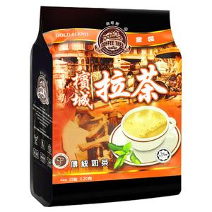 领【5元券】购买马来西亚进口槟城咖啡树速溶奶茶粉