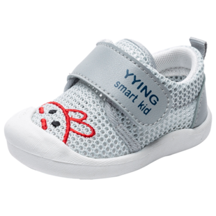 女宝宝鞋子0一1-2岁防滑软底棉鞋