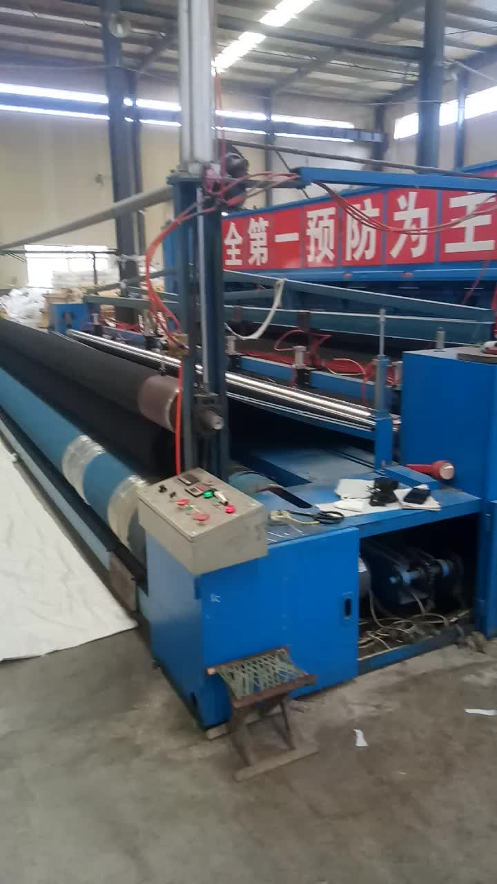 Drainage And Filtering Double Layers Geotextile Single Layer Membrane