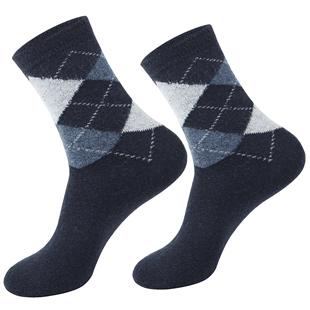 男士冬季子女冬天加绒浪莎羊毛袜子