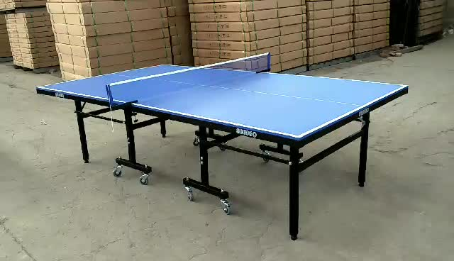 Lovely Cheap Price Blue Table Tennis Tables Folding Table Legs Ping Pong Table