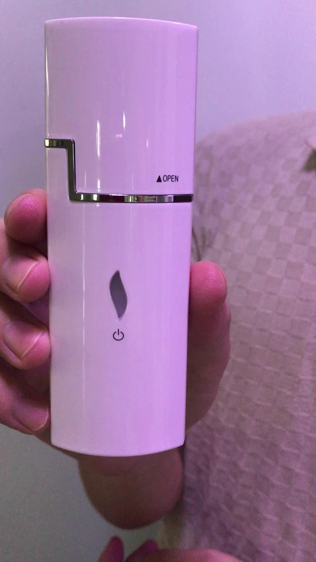Mini-Nano-Spray handlicher Nebel, neueste Gesichtsschönheit handlicher Sprühnebel / Gesichtsschönheitssprüher