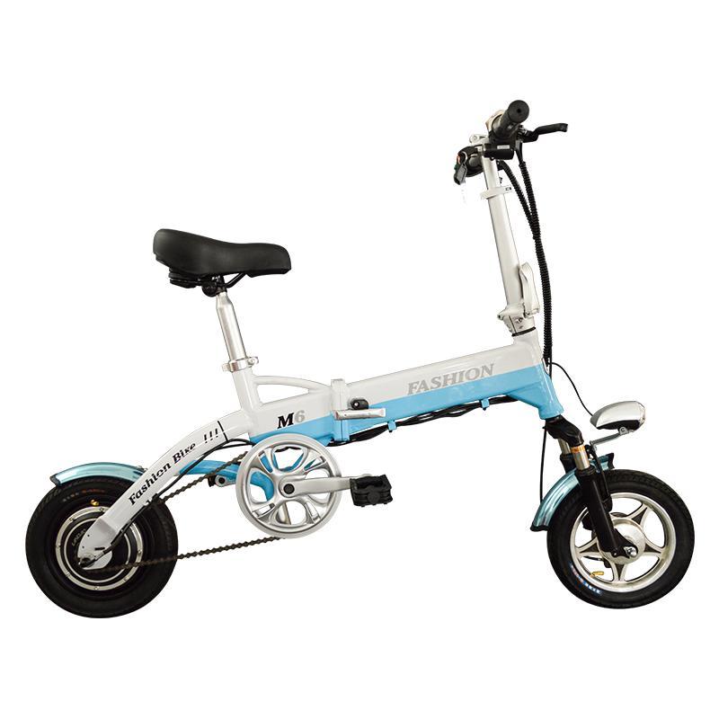 索罗门亲子电动自行车锂电池