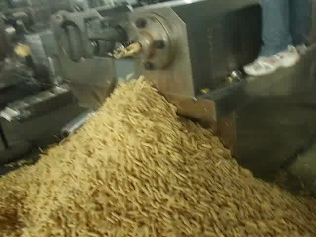 cheese puff snacks production line