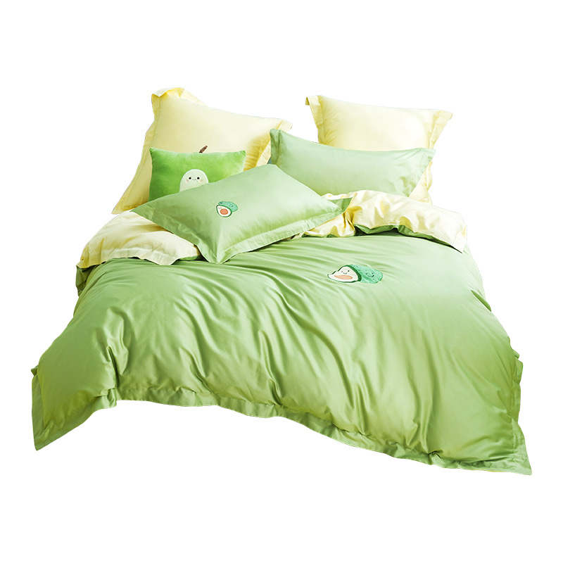 罗莱家纺儿童床上用品贡缎学生床单评价如何